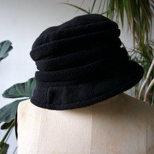 90s Fleece Bucket Hat